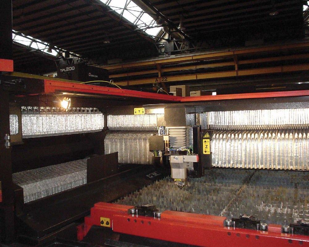 Laser Cutting Machine Bellows Manufacturers – Nabell USA Corporation