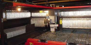laser cutting bellows