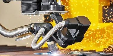 plasma cutting bellows