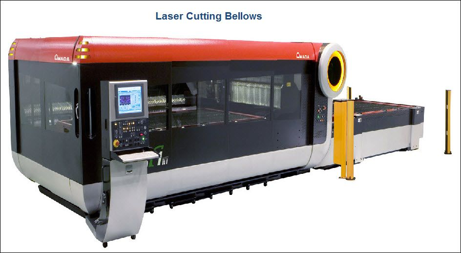 Laser Cutting Bellows